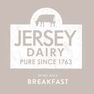 Jersey dairy Logo